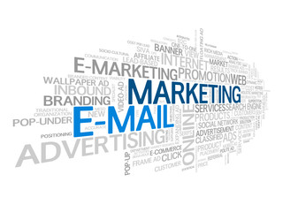 E-MAIL MARKETING Tag Cloud (strategy viral social media)