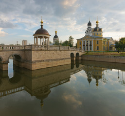 Moscow. Old Believers' Church Rogozhskoy community with