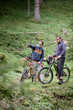 Young man - Lifestyle - Downhill - bike