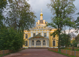 Moscow. Summer church of the Intercession of the Holy Virgin.