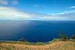 canvas print picture - Madeira Nordküste nahe Santana