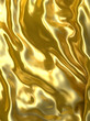 Gold cloth background or texture. - 70986565