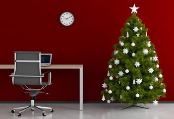 Weihnachtsarbeit