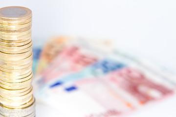 Euro Münzturm