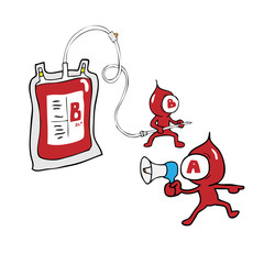 Naughty blood group life protection