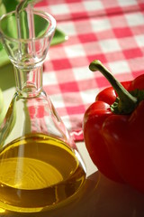 olio e peperone