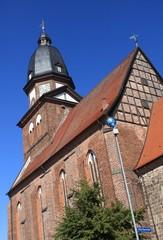 St. Marienkirche in Waren (Müritz)