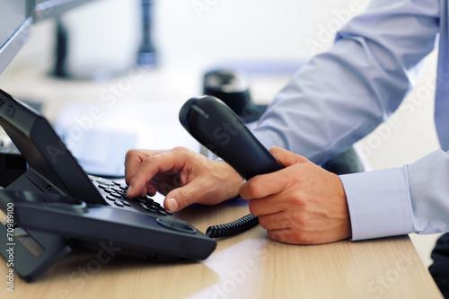 Dialing telephone keypad - 70989100