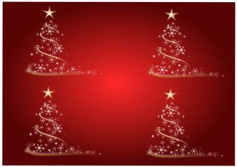 Weihnachtsbaum, Weihnachten, Hintergrund