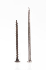 iron nail screw