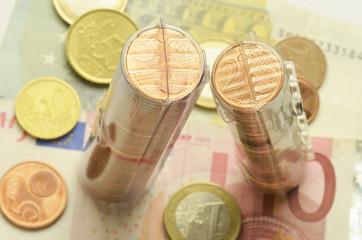 Euro ዩሮ Euru Eur ᏳᎳᏛ ᎠᏕᎳ Евро Ευρώ 유로 欧元 يورو
