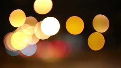 Luci della notte tre