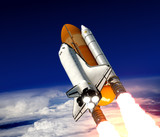 Fototapeta Space Shuttle Launch