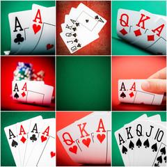 set in casino