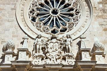 Otranto, la Cattedrale (particolare)