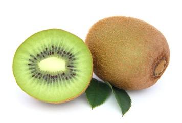 Kiwi geschnitten