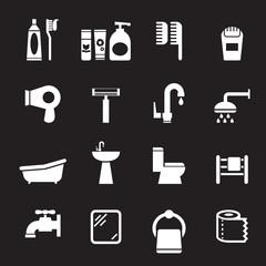 bathroom icon