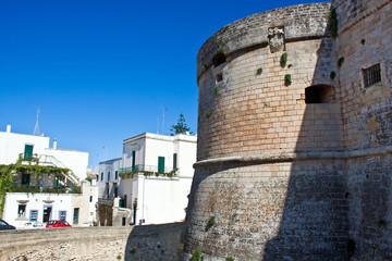 Otranto, il castello