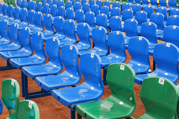 Color chairs.