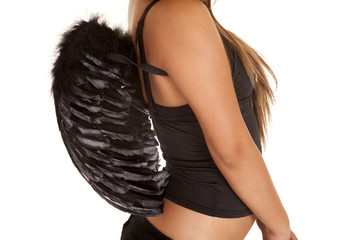 feathers angel wings