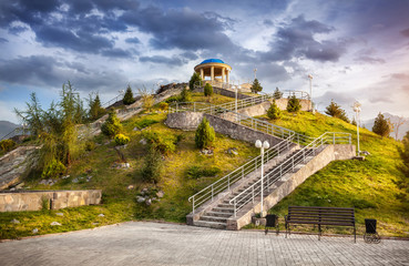 Park in Almaty