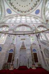 Mihrimah Sultan Mosque, Edirnekapi, Istanbul