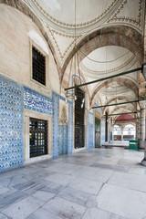 Rustem Pasa Mosque, Istanbul, Turkey