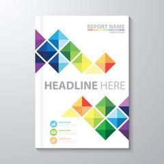 Cover Annual report
