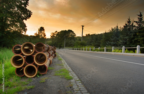 Road and Pipes - 71004180