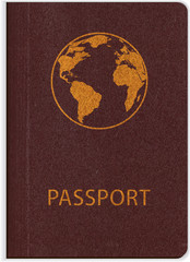 Template of passport