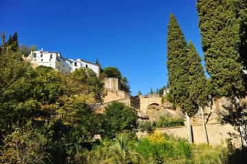 Ronda, provincia de Málaga, España