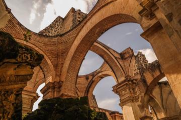 Antigua Guatemala Catedral