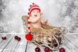 Frohe Weihnachten Baby