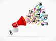 Zdjęcia na płótnie, fototapety, obrazy : Digital marketing