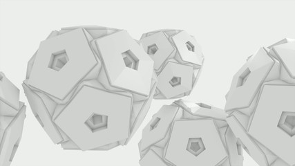 3D ANIMATED FIGURE PAPER 13