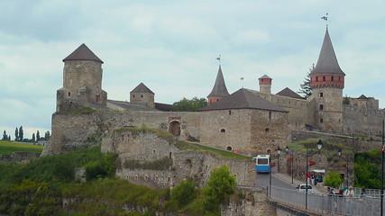 Kamyanets-Podilsky fortress
