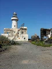 Faro abbandonato