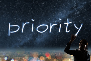 Concept of priority