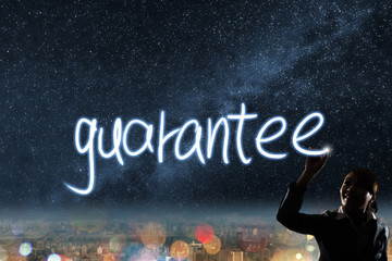 Concept of guarantee