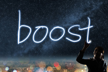 Concept of boost
