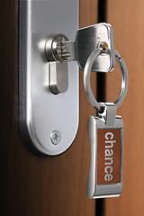 Key of chance