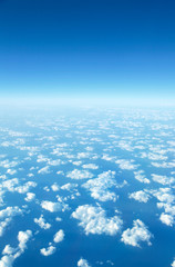 雲の上の風景