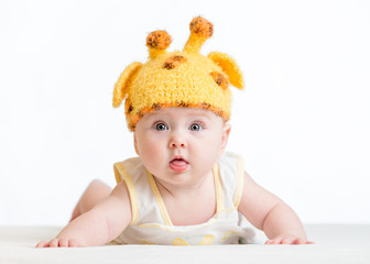 funny infant baby