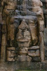 Olmec Style Mask