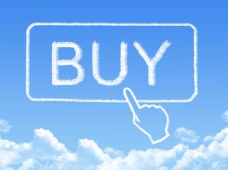 Buy message cloud shape