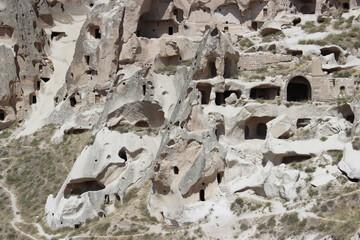 Комнаты в крепости Учисар