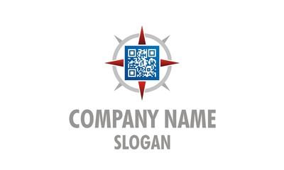 Code Compass Logo