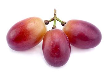 Violet grape berry