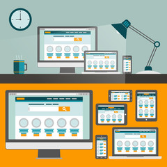 Concepts for online advertising and digital marketing