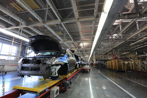 factory manufacturing - 71026574